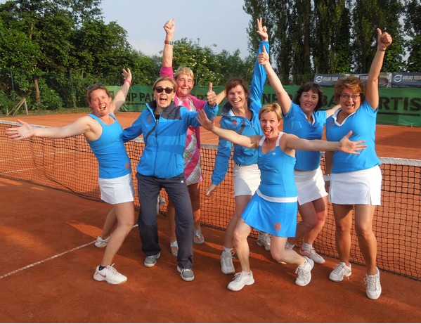 DAMES 30/4 A - Interclub 2014